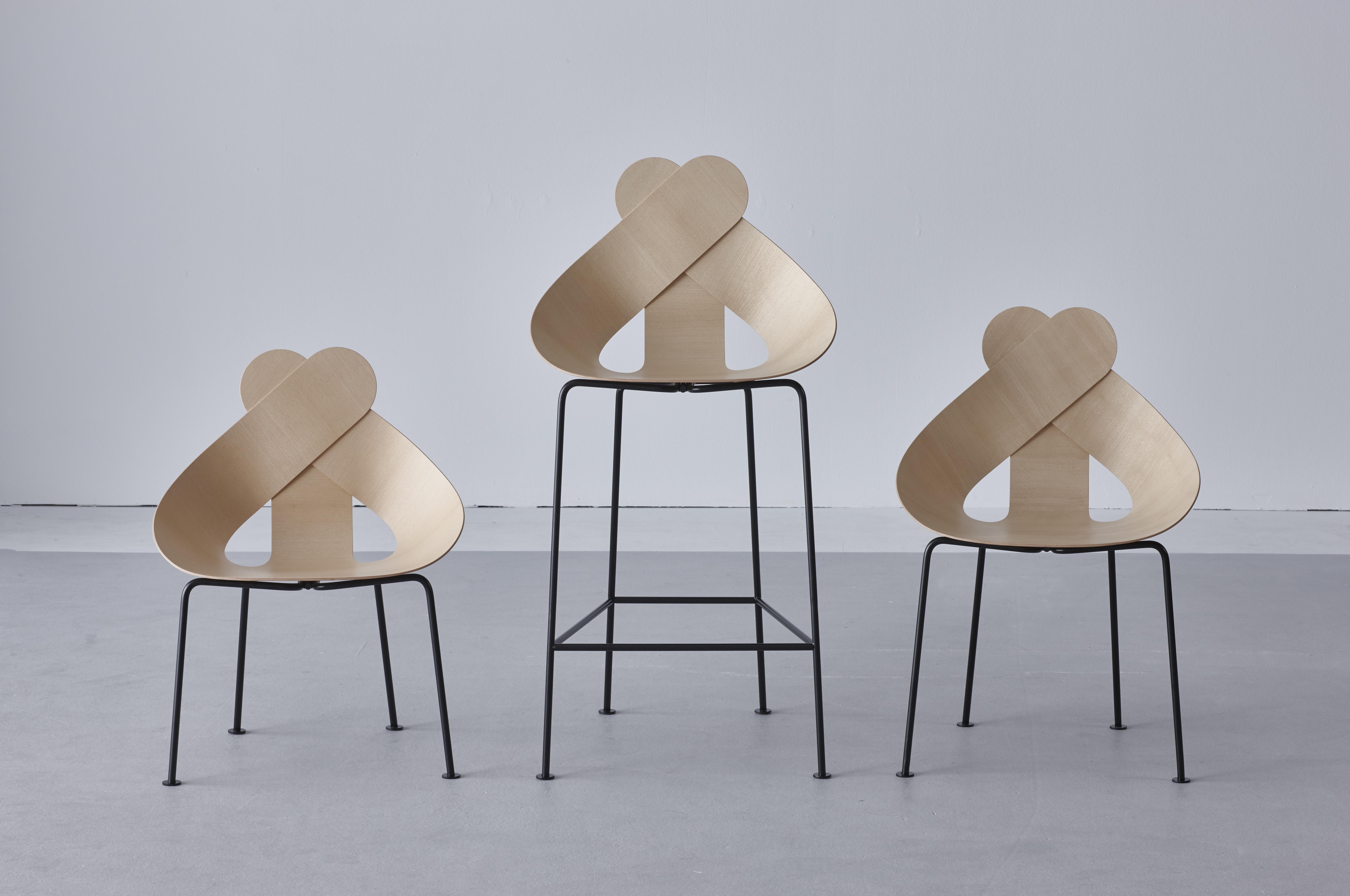 Lucky love chair for Dutch design chair karton