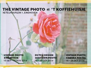 The Dutch Design Souvenir Photo @ Eindhoven design week 2014
