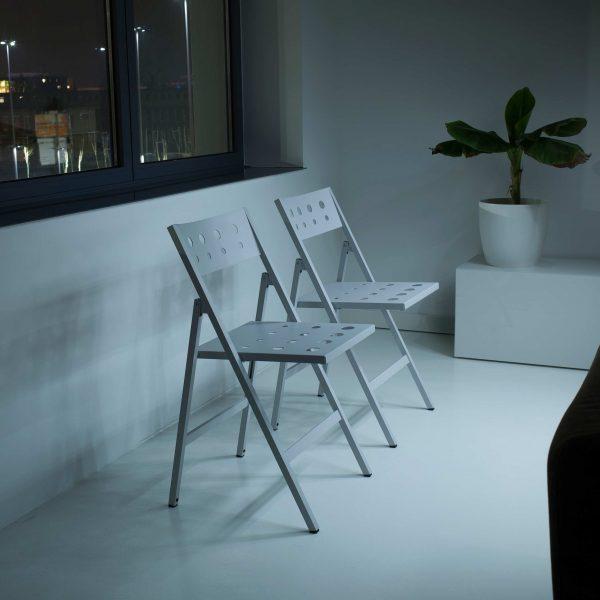 ROBBIN aluminium folding chair
