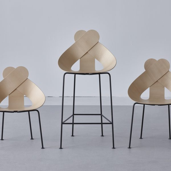 Lucky Love Chair Plywood