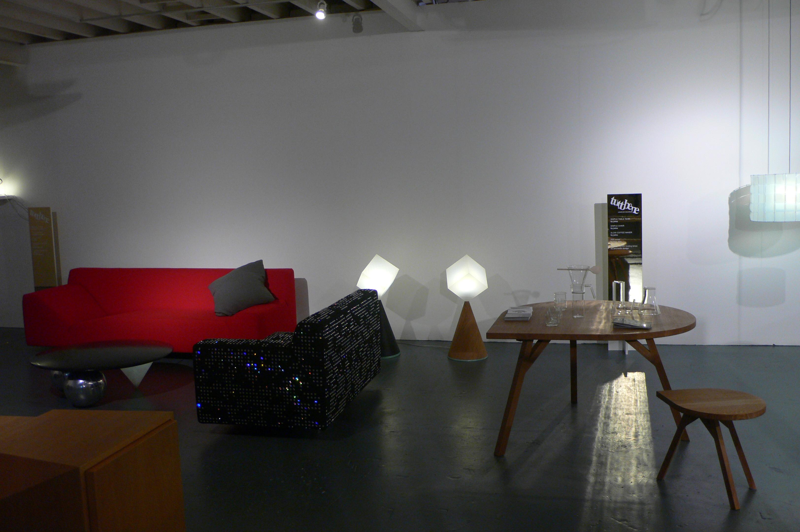 London design week 2011 Maarten Baptist @ AUBIN&WILLS wiht tuttobene
