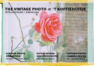 The Dutch Design Souvenir Photo @ Eindhoven design week 2014