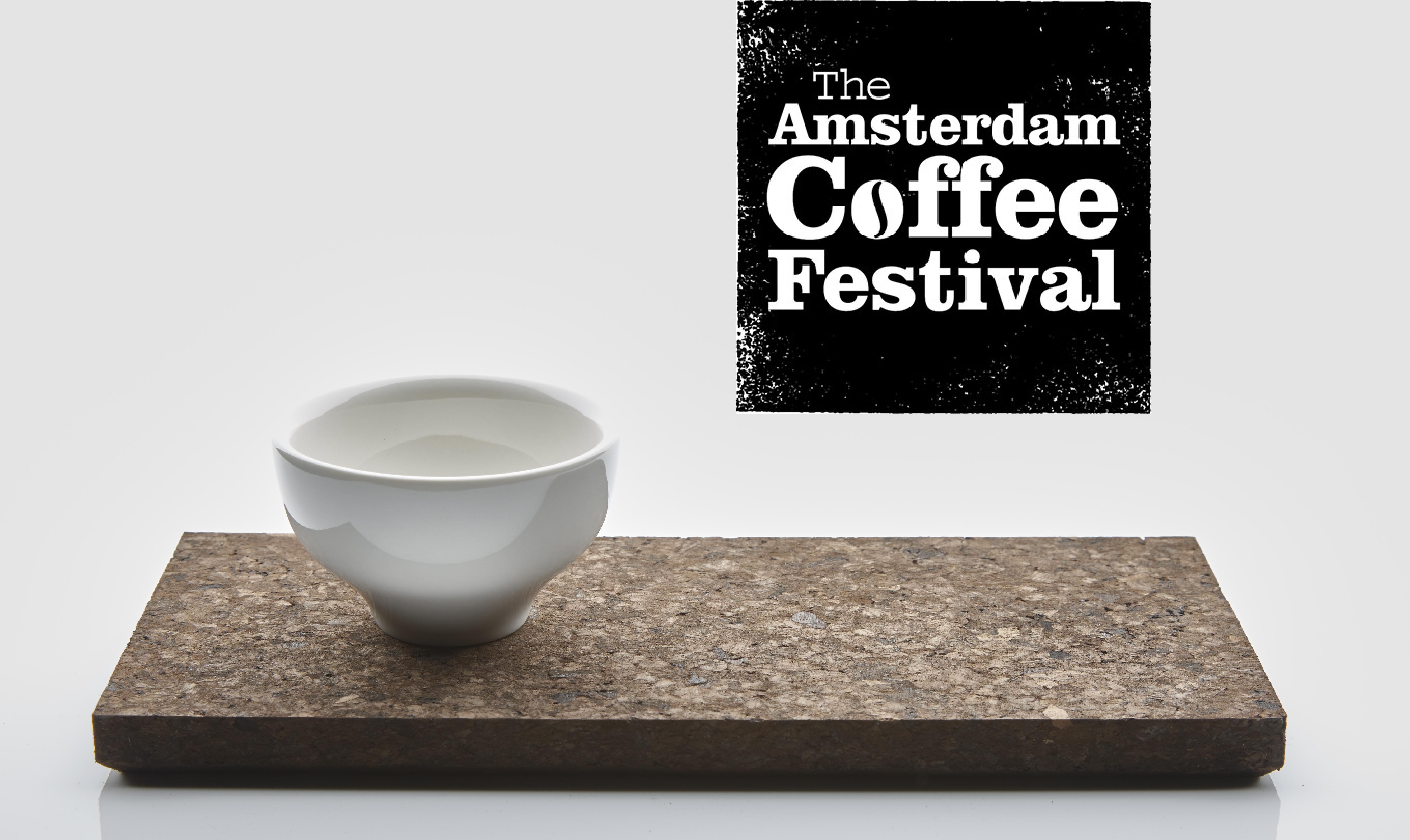 Maarten Baptist @ The Amsterdam Coffee Festival 2017