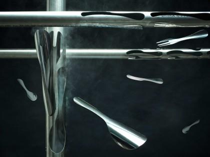 TUBE cutlery